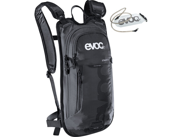 EVOC Stage Technical Performance Pack 3l + 2l Bladder black